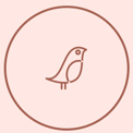 Joy of Life Bird Icon - Joy of Life Surrogacy