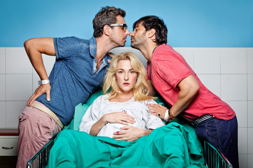 same sex couples and surrogate mother california -Joy of life Surrogacy
