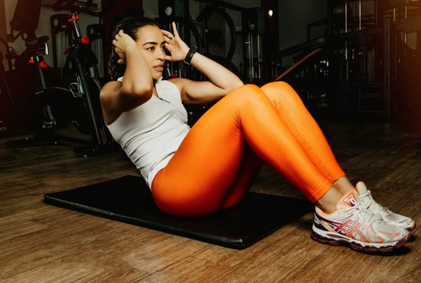 A lady working out - Joy of Life Surrogacy