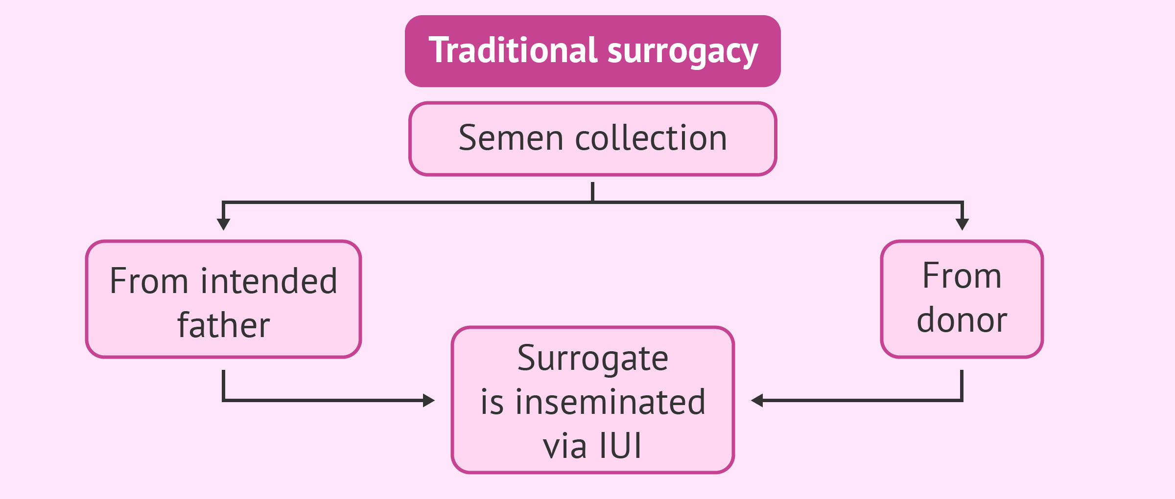 Traditional Surrogacy vs. Gestational Surrogacy